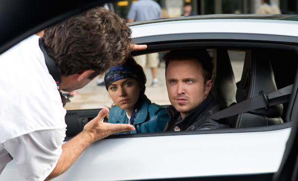 need for speed imogen poots aaron paul Interview: Imogen Poots Talks About Need For Speed