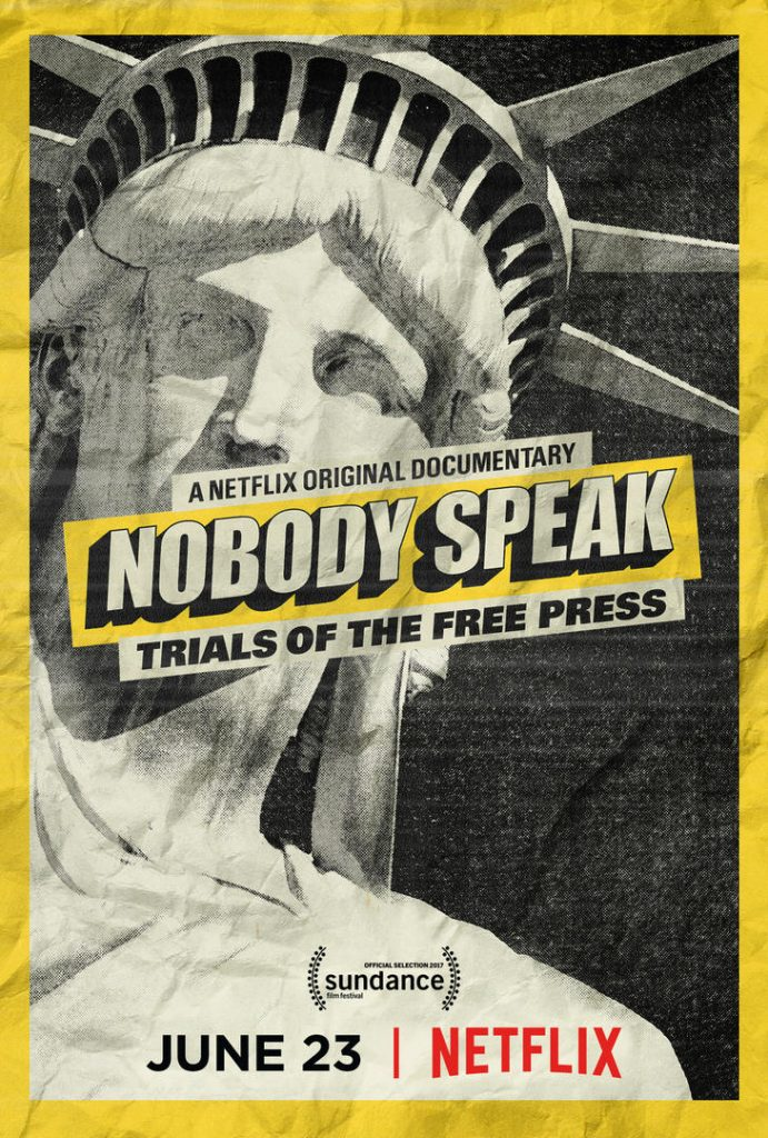 nobody speak trial