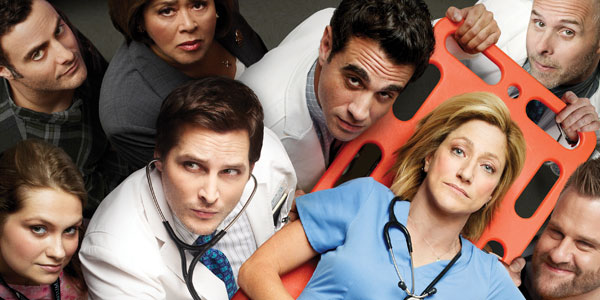 nurse jackie season 4 Nurse Jackie Season 4 Blu ray Review