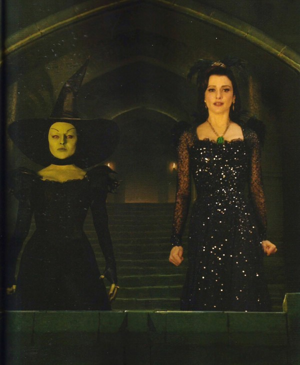 oz remake wicked witch First Look At The Wicked Witch from Oz: The Great and Powerful