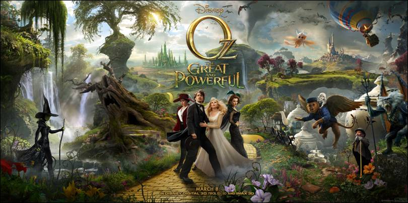 oz the great and powerful super bowl Magic And Wonder On Display In Oz The Great And Powerful Costume And Makeup Featurette