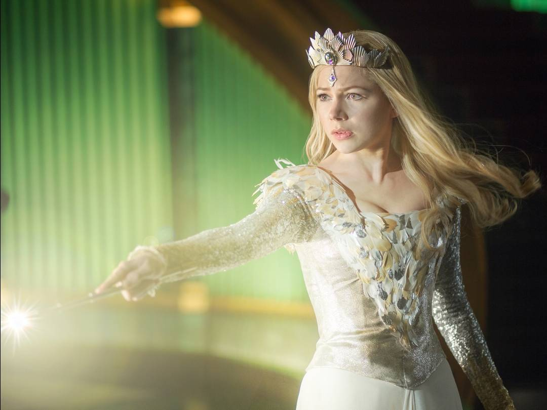 oz the great and powerful white witch New Clip from Oz: The Great and Powerful Hits The Web