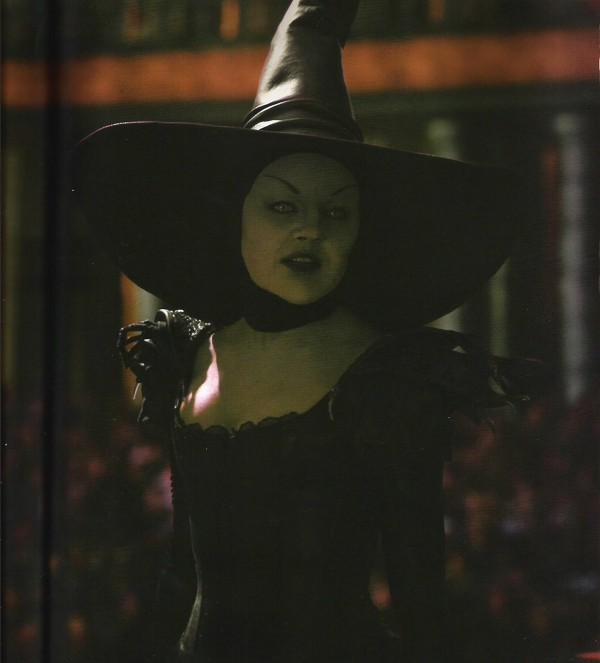 oz wicked witch First Look At The Wicked Witch from Oz: The Great and Powerful