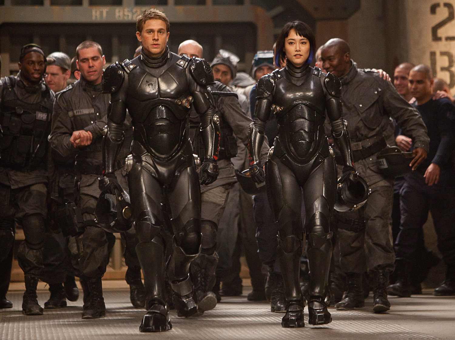 pacific rim suit up New Pacific Rim TV Spots Released