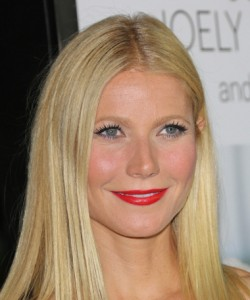 Marriage split ... Paltrow