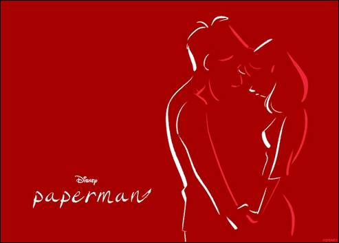 Paperman Valentine's Day