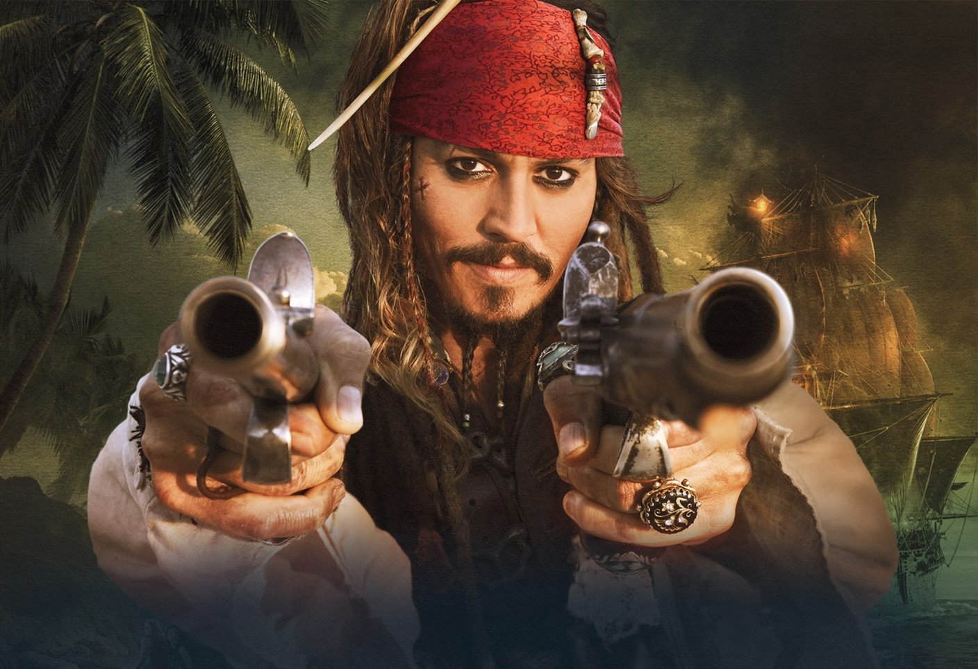 Pirates of the Caribbean 5 Might Be Filmed in Australia