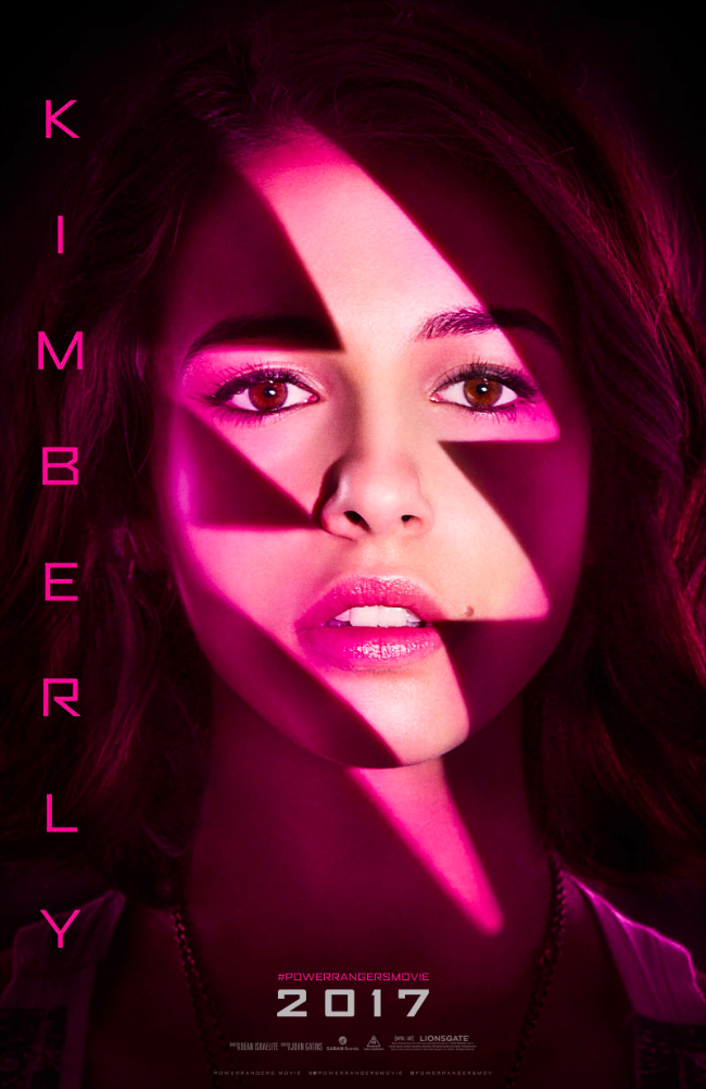 Power Rangers Gets A New Movie Poster Featuring Kimberly ...