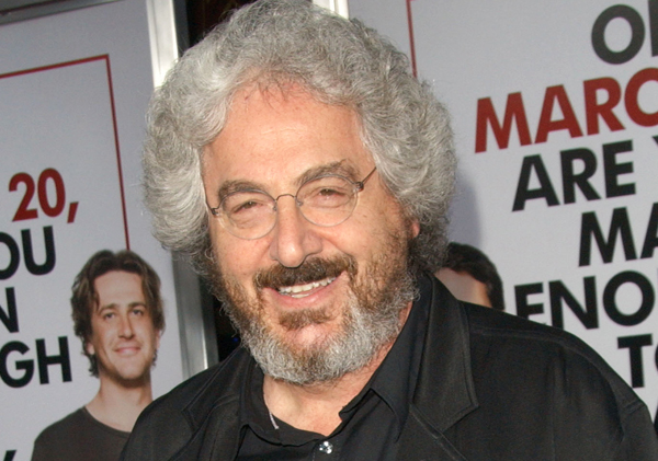 Respected ... Harold Ramis photographed in 2009