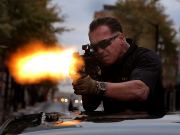 sabotage new image 600x450 01 Arnold Schwarzenegger Kicks Butt in Brand New Sabotage Red Band Trailer