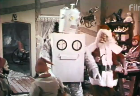 santa Is Santa Conquers the Martians the worst holiday movie ever?