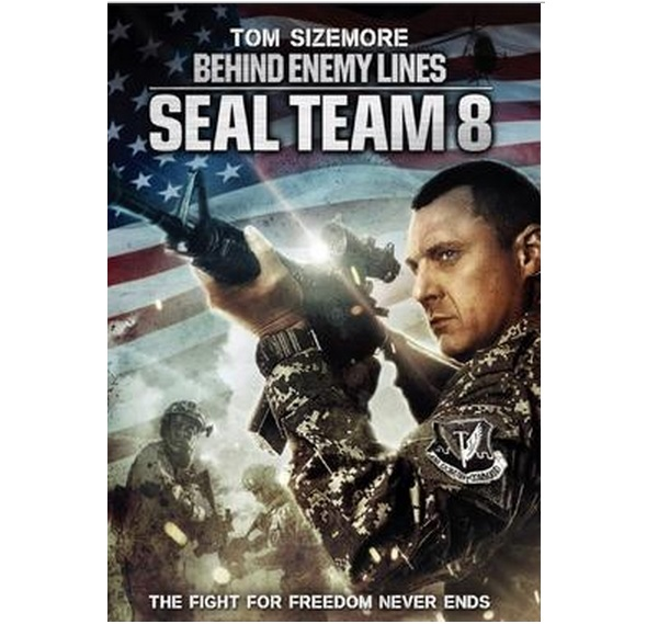 seal team eight poster Action Abounds in Clips from SEAL Team Eight: Behind Enemy Lines