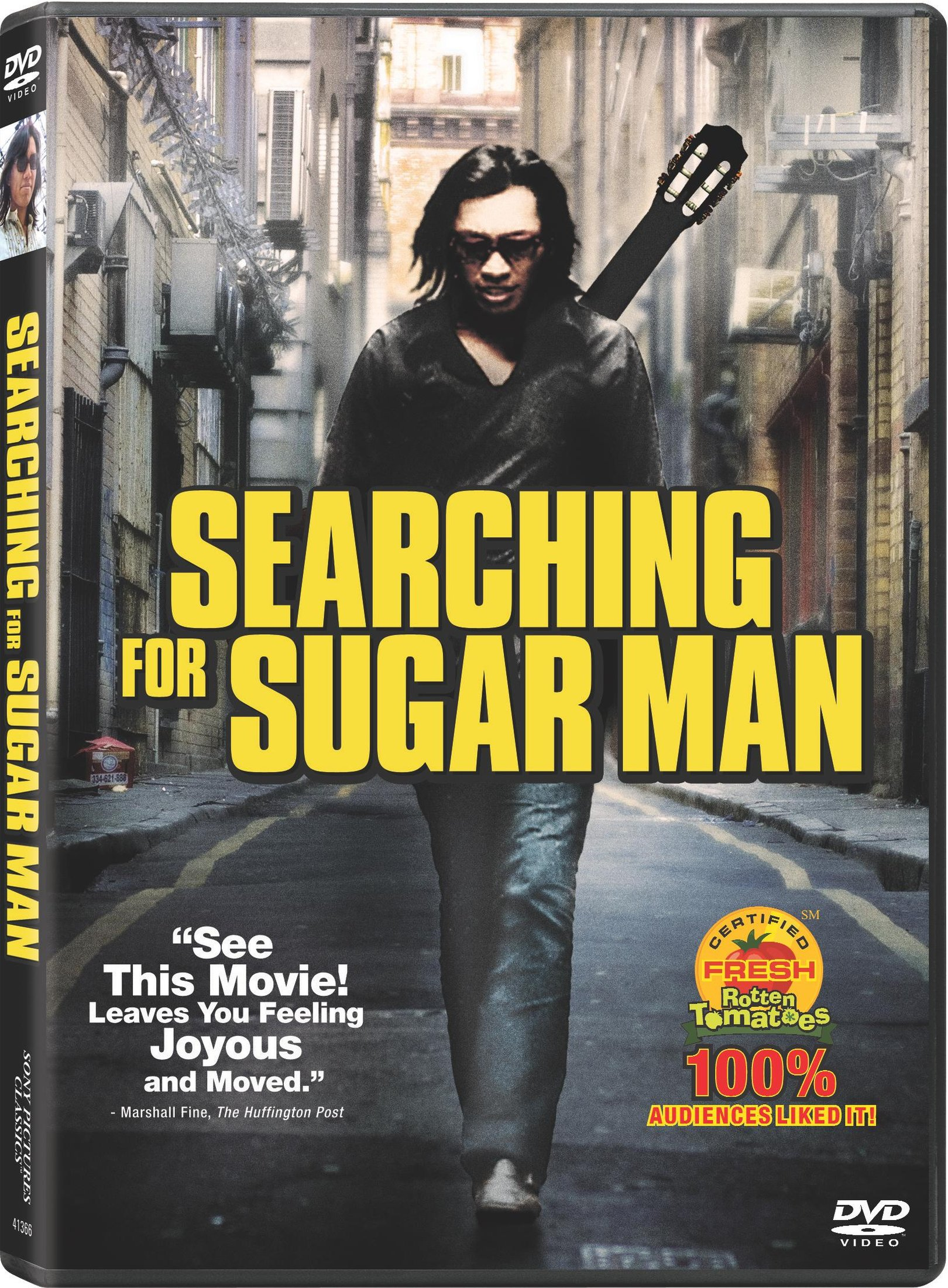 searching for sugarman Win A Searching for Sugar Man Prizepack