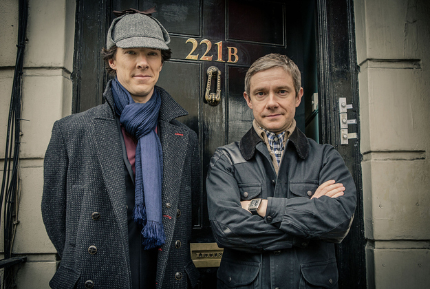 sherlock john series 3 Sherlock is Returning as a Special and Three More Episodes