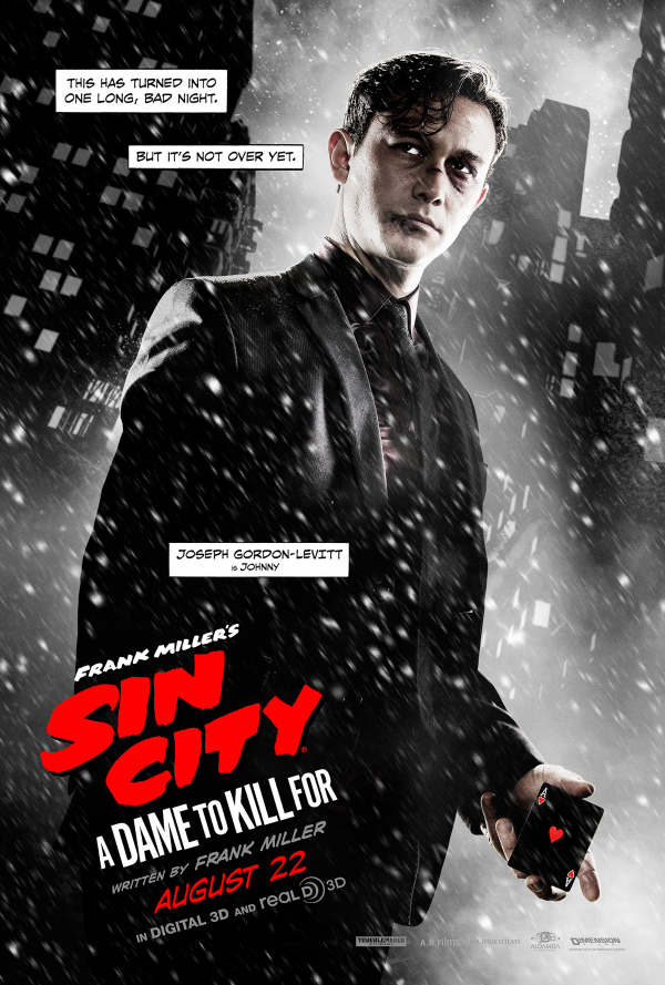 sin city a dame to kill for jgl.jpg Sin City: A Dame To Kill For Gets New Character Posters