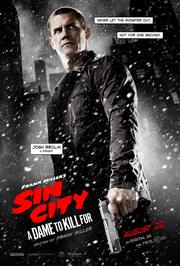 sin city a dame to kill for josh brolin.jpg Sin City: A Dame To Kill For Gets New Character Posters