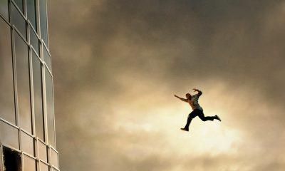 skycraper jump rock