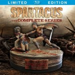 spartacus box 150x150 New Clip from Spartacus: The Complete Series Detail Bloody Practical Effects