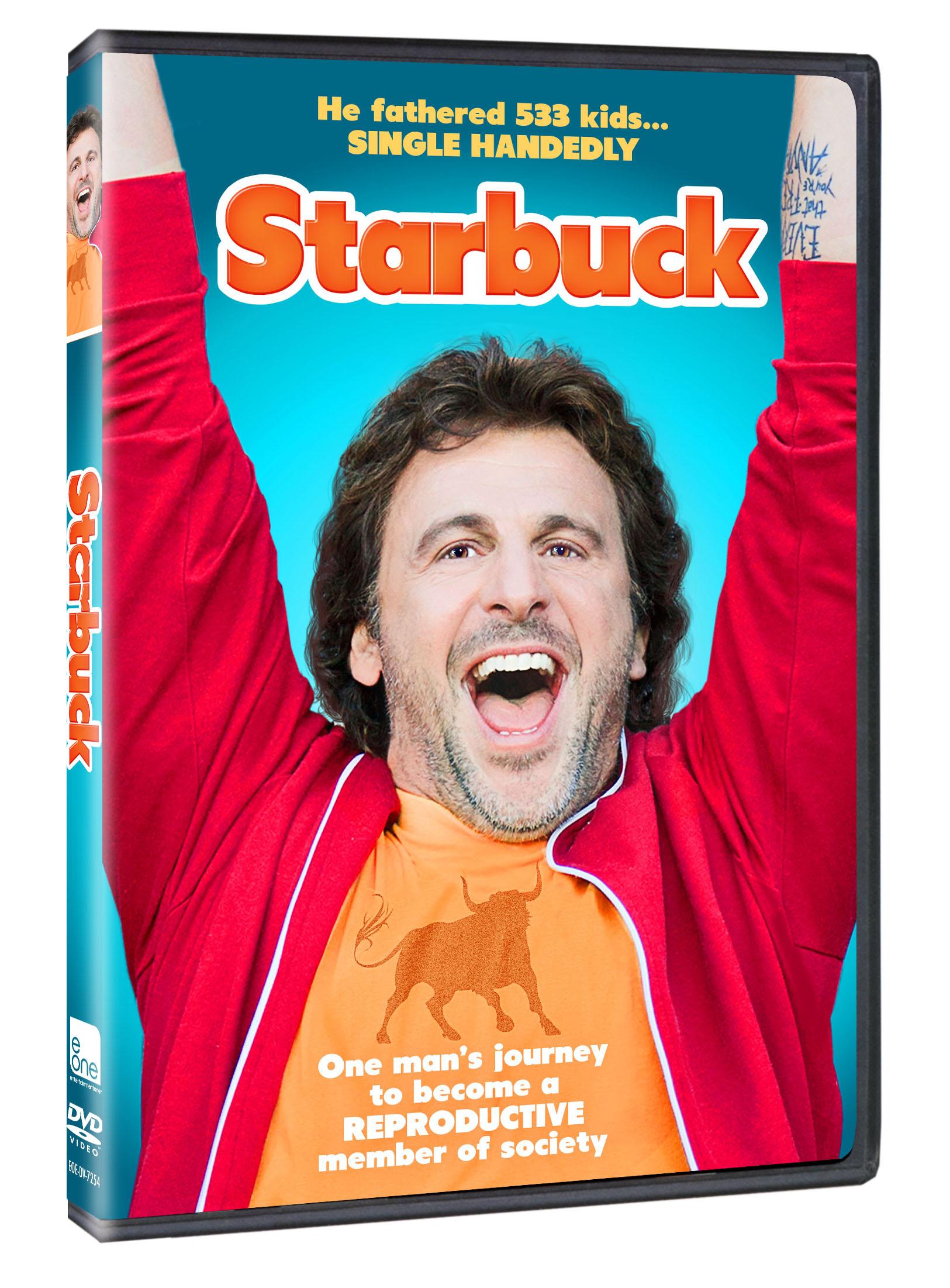 starbuck 3D Win a Starbuck DVD Via ShockYas Twitter Giveaway