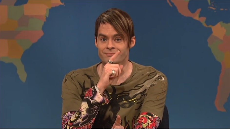 stefon snl Entertainment Weekly Discusses Stefon with Bill Hader