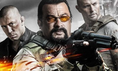 Steven Seagal in Cartels