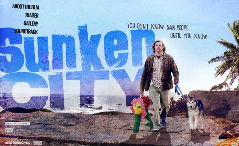 sunken city movie