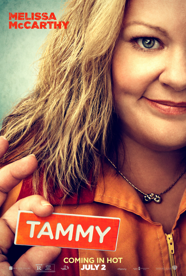 tammy movie poster Tammy Gets A New Teaser Movie Poster