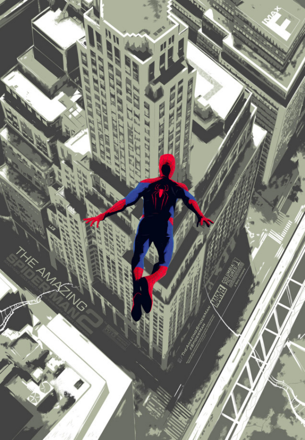 the amazing spider man 2 imax poster.jpg The Amazing Spider Man 2 Gets A New IMAX Poster