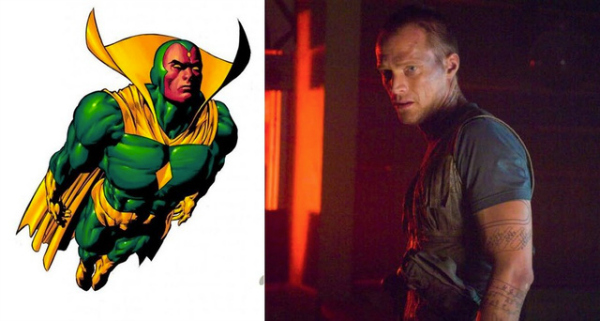 the avengers age of ultron vision paul bettnay The Avengers: Age Of Ultron Casts Paul Bettany As Vision