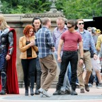the avengers cast on location4 150x150 The Latest Avengers Clip Hits The Web