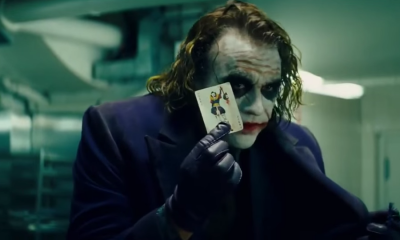 the dark knight heith ledger joker