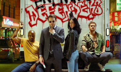 the defenders marvel teaser