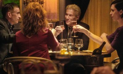"Photo from the film ""The Dinner"" starring Richard Gere."
