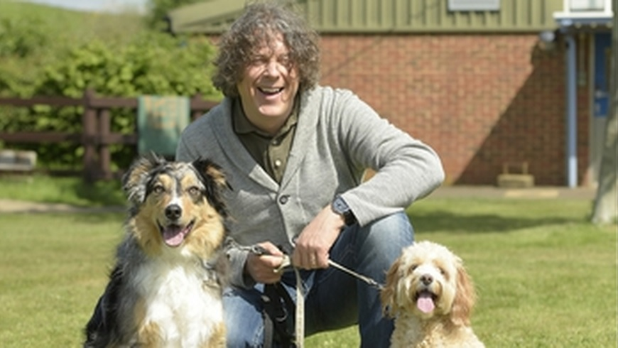 The Dog Rescuers with Alan Davies-Channel 5-FilmOn