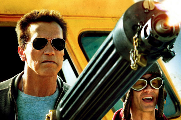 the last stand Interview: Schwarzenegger, Knoxville And The Cast Talk The Last Stand