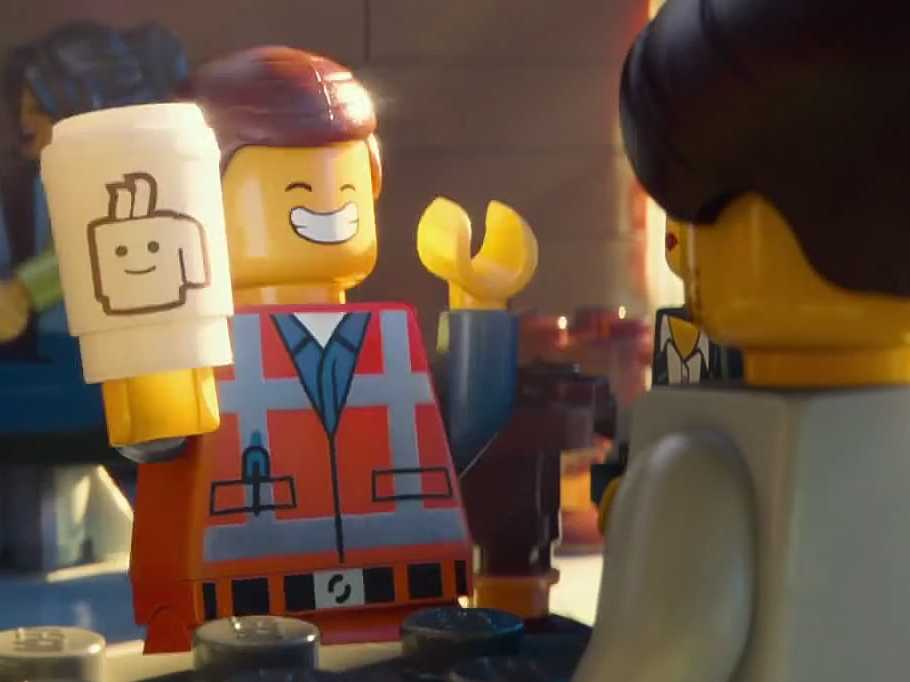 the lego movie The Lego Movie  Review