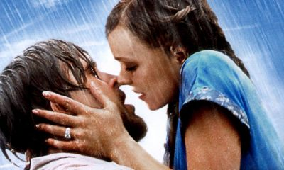 Most Romatic Movie The Notebook
