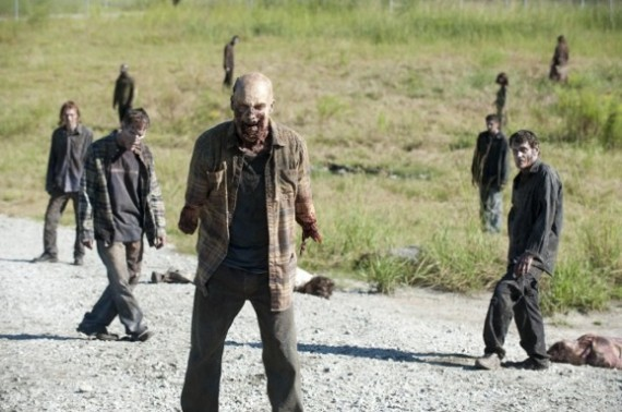 The Walking Dead Season 3 Episode 11 Zombies