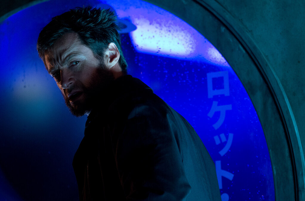 the wolverine japan dark blue Wicked New Image From The Wolverine Arrives