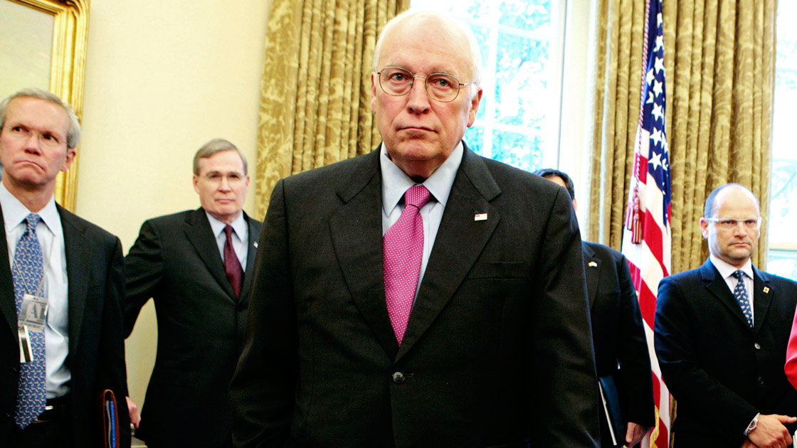 the world according to dick chaney The World According to Dick Cheney Movie Review