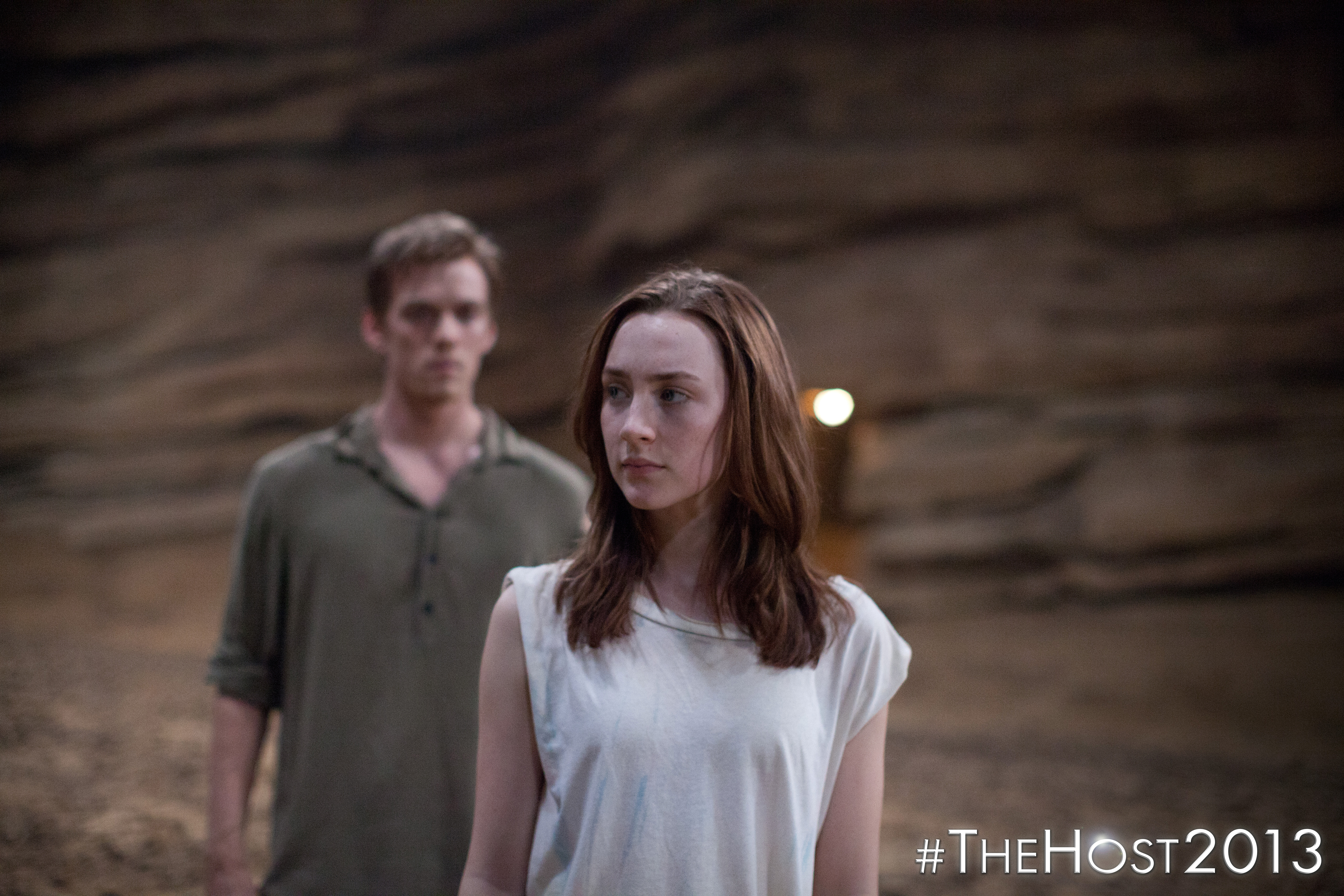 thhost2013 TH 07072 Saoirse Ronan Battles Aliens in the New Trailer and Photos From The Host