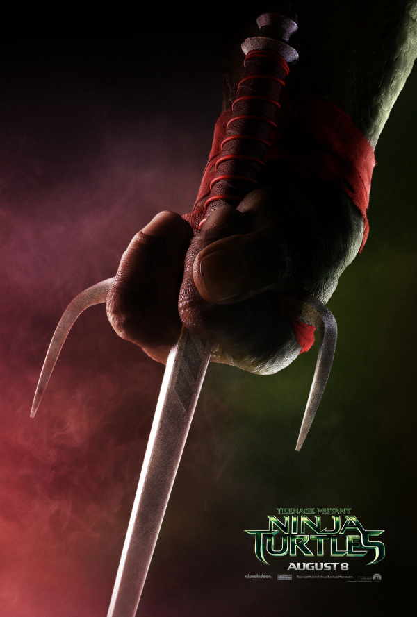 tmnt teaser poster 01.jpg Teenage Mutant Ninja Turtles Gets New Teaser Posters