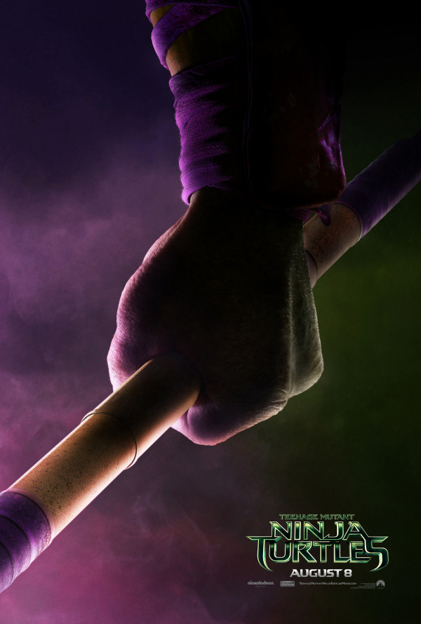tmnt teaser poster 02.jpg Teenage Mutant Ninja Turtles Gets New Teaser Posters
