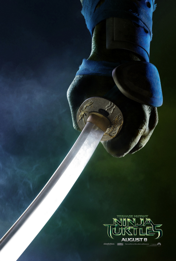 tmnt teaser poster 03.jpg Teenage Mutant Ninja Turtles Gets New Teaser Posters