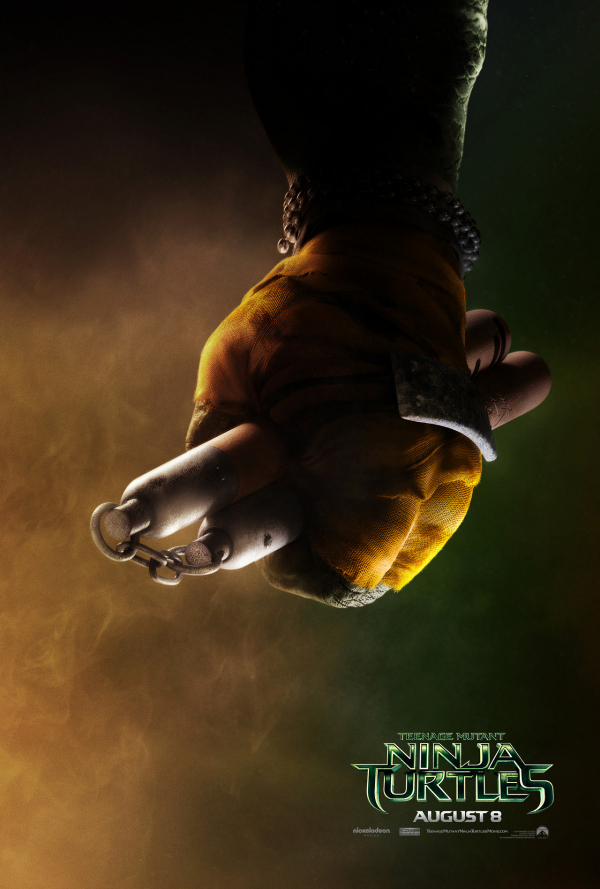 tmnt teaser poster 04.jpg Teenage Mutant Ninja Turtles Gets New Teaser Posters