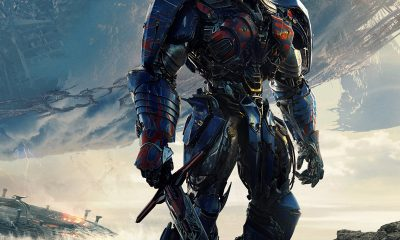 Transformers: The Last Knight Teaser Poster Art