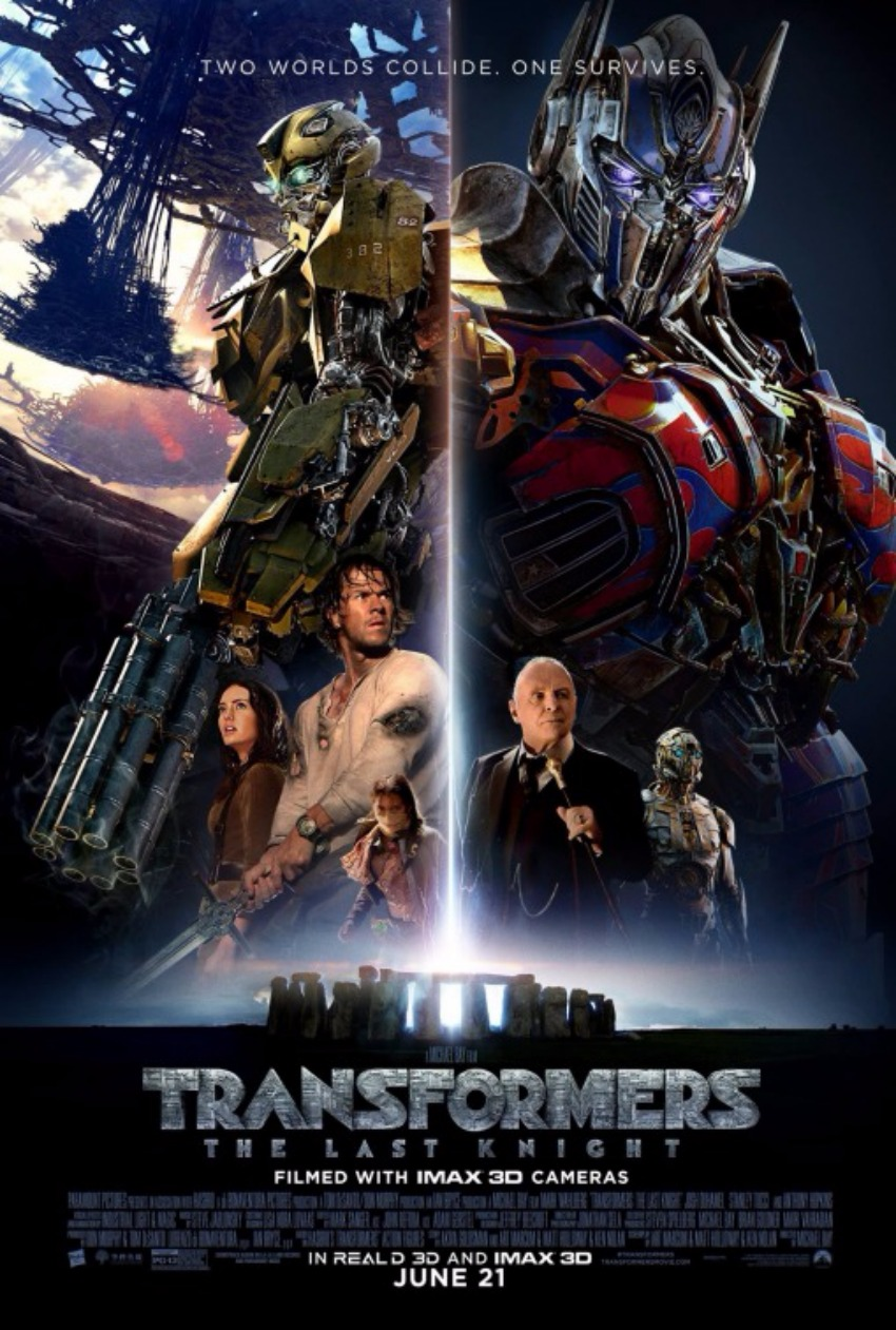 Image result for transformers the last knight movie poster