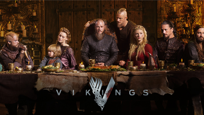 vikings tv