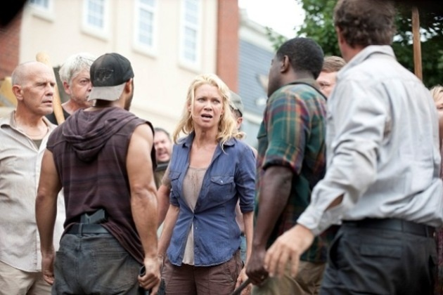 walking dead mid season premiere Watch the Talked About Scene from The Walking Dead episode The Suicide King