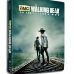 Walking Dead S4 Steelbook